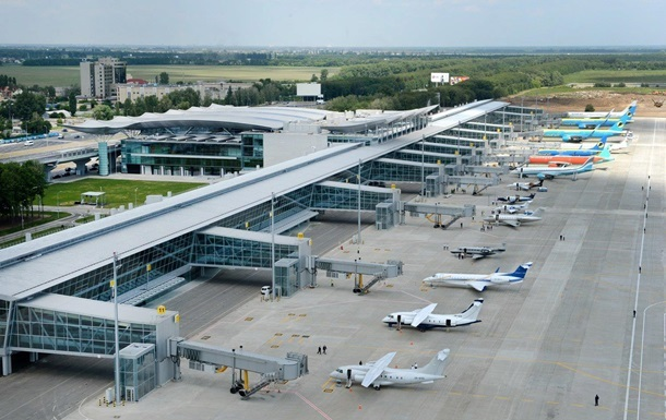 Ринок авіаперевезень в Україні рекордно зріс