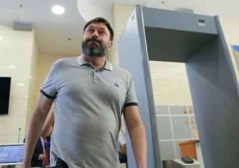 Освобождение Вышинского как прелюдия?