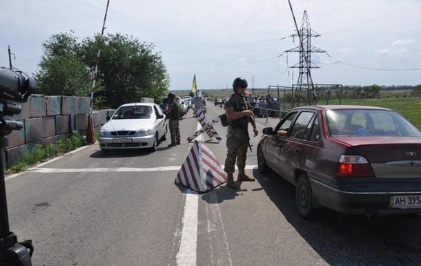 Пункти пропуску на Донбасі переходять на осінній режим