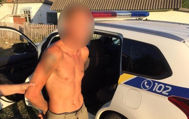 В Черкасской области мужчина пытался убить двоих детей