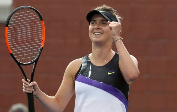 Свитолина вышла в третий раунд US Open, уверенно обыграв Уильямс