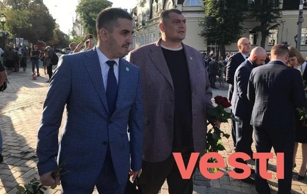 Слуги народу  зібралися на Михайлівській площі