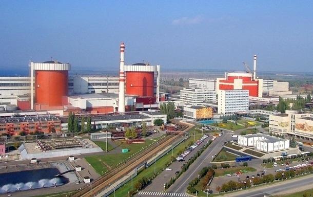 На Южно-Українській АЕС відключено перший енергоблок