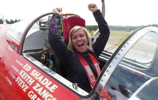 У США загинула  найшвидша жінка  планети