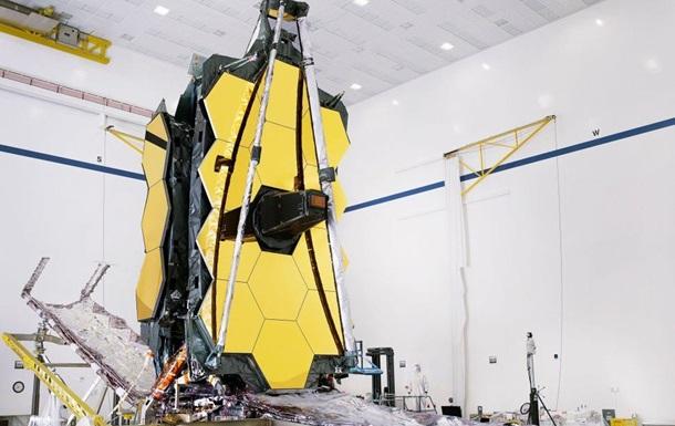У США зібрали космічний телескоп Джеймса Вебба за 10 млрд