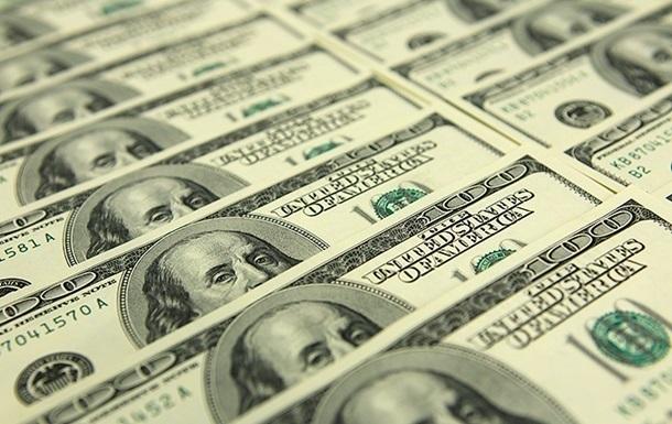Госдолг Украины вырос на $2 млрд за месяц