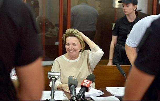 Богатирьова покинула СІЗО - адвокат