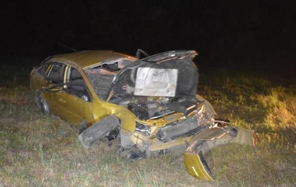 ДТП у Вінницькій області: загинули двоє, ще двоє постраждали
