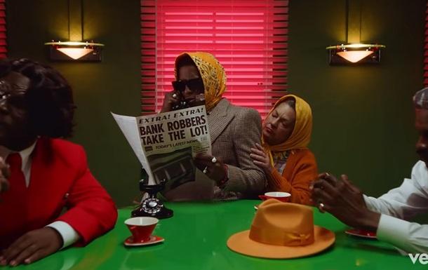 Вышедший из тюрьмы A$AP Rocky выпустил новый клип