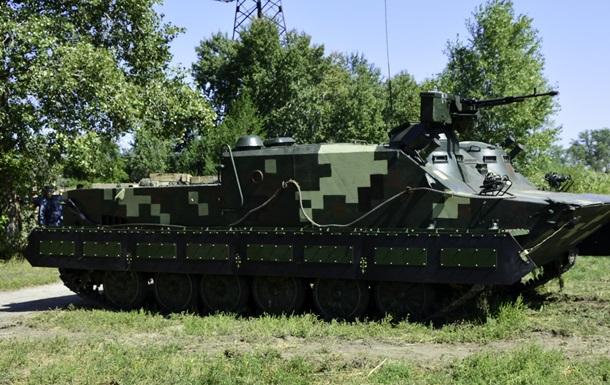 БТР-50 після модернізації успішно пройшов випробування