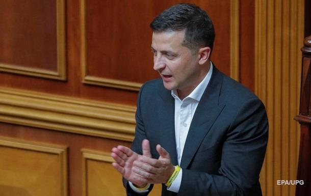 Зеленский пригрозил новой Раде роспуском