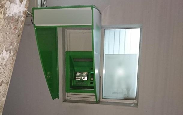 У Дніпрі підірвали банкомат ПриватБанку