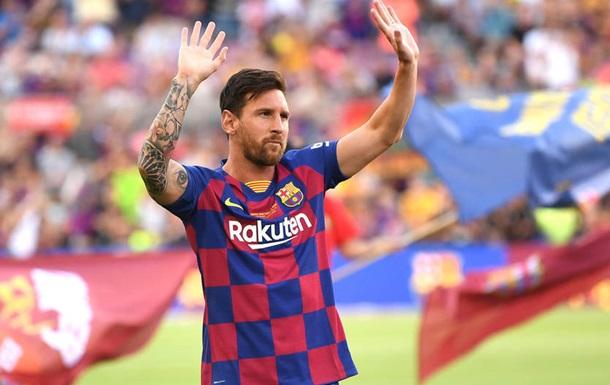 Месси стал лучшим нападающим Лиги чемпионов 2018/19