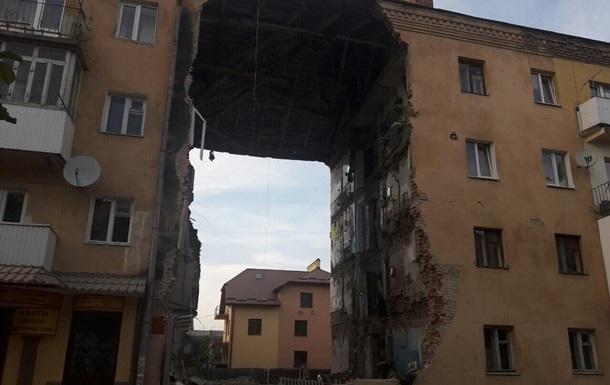 Рятувальники закінчили розбір завалів у Дрогобичі