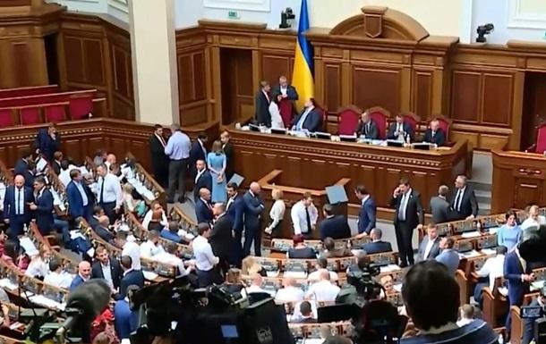 Первое заседание Кабмина: обсуждали программу правительства