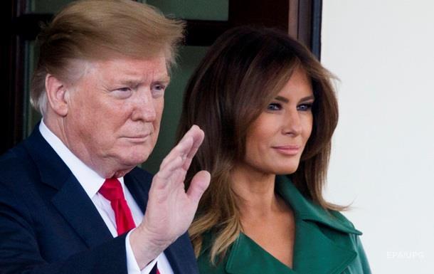 """Дональд Трамп позвал первую леди """"как собаку"""""""