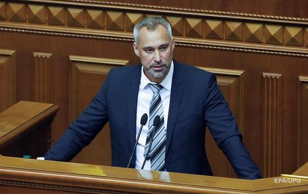 Рябошапка обіцяє щотижневі саджання чиновників