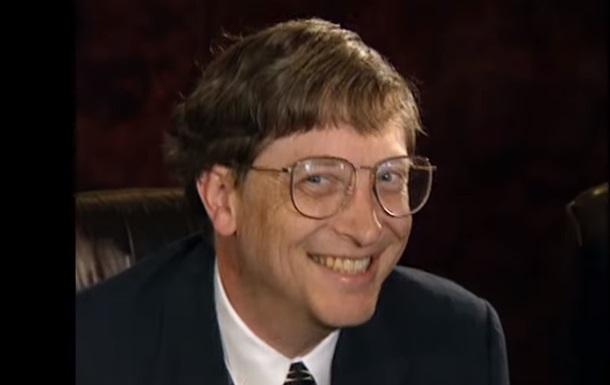 Є трейлер документальної стрічки про Біла Гейтса