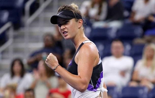 Свитолина разгромила Ястремскую в украинском дерби на US Open