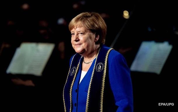 Меркель розповіла про плани після відходу з політики