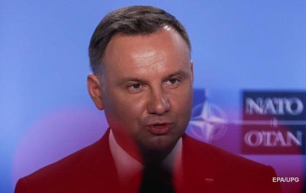 Президент Польщі розповів про змову Сталіна і Гітлера