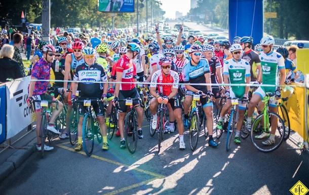 Киевская  Сотка 2019  - главное велособытие в году