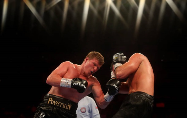 Повєткін виявив бажання боксувати з Тайсоном Ф юрі