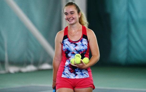 Украинская теннисистка Снигур выиграла турнир ITF в Израиле