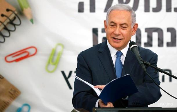 Ізраїль обіцяє анексувати палестинські поселення на березі Йордану