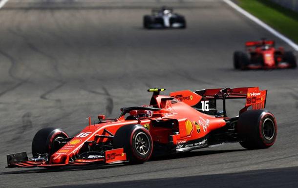 Леклер приніс Феррарі першу перемогу в сезоні