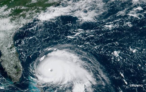 Ураган Дориан усилился до максимальной категории