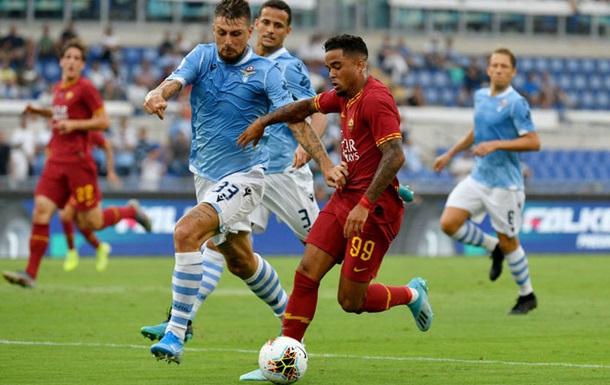 Рома і Лаціо розписали результативну нічию