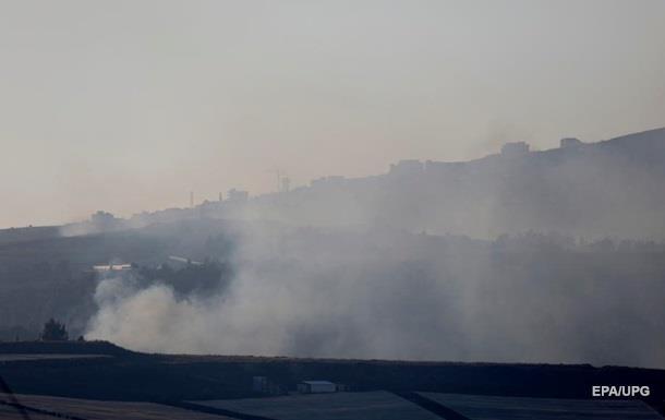 Израиль обстрелял юг Ливана в ответ на атаку