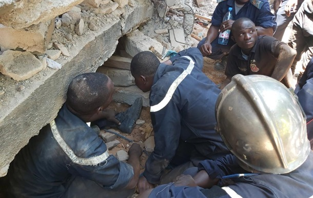 У Малі завалився недобудований будинок: 15 загиблих