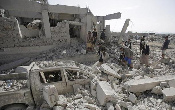 Кількість жертв авіаудару в Ємені може сягнути 130