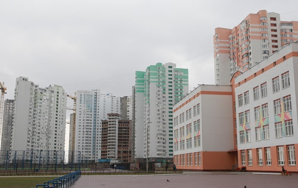 Квартири в новобудовах Києва подешевшали