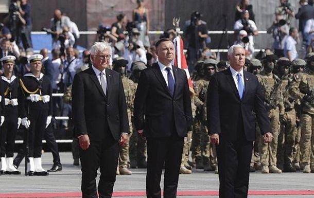 80-летие начала Второй мировой войны: Польша пишем, США «в уме»