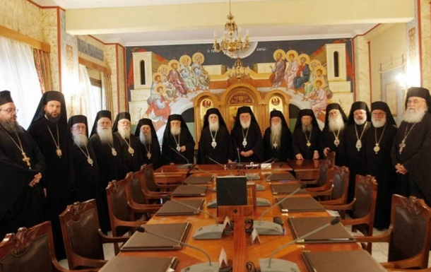 Ни глава, ни синод Греческой церкви не взяли на себя грех признания  СЦУ