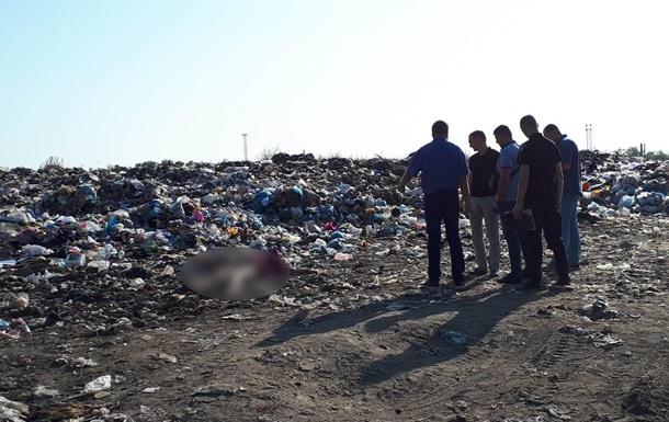 Жінку знайшли мертвою на звалищі у Харкові