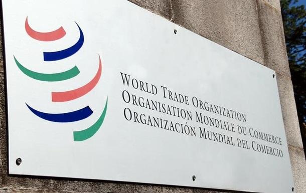 Китай пошел в ВТО из-за американских пошлин