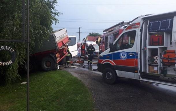 ДТП со школьниками в Польше: есть погибший, 29 пострадавших