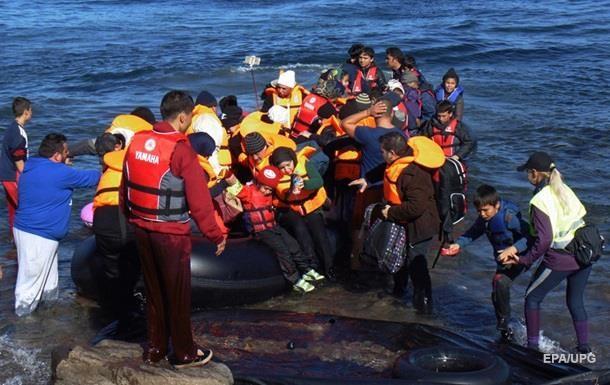 Греція ввела надзвичайні заходи через  величезні хвилі мігрантів