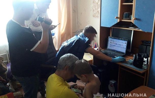 У Київській області чоловік знімав порно зі своїми дітьми