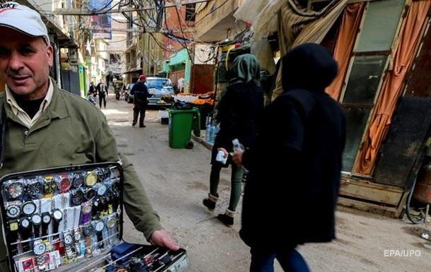 Надзвичайний економічний стан оголошено в Лівані
