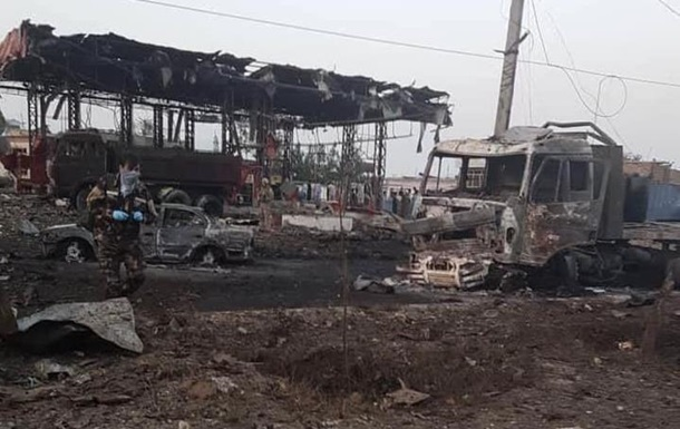 Теракт в Кабуле: минимум 16 погибших, больше сотни раненых