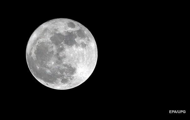 На Луне обнаружено неизвестное науке вещество