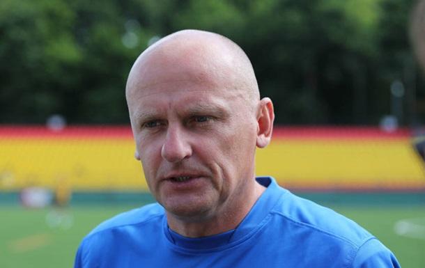 Тренер сборной Литвы: Намерены брать очки в матчах с Украиной и Португалией