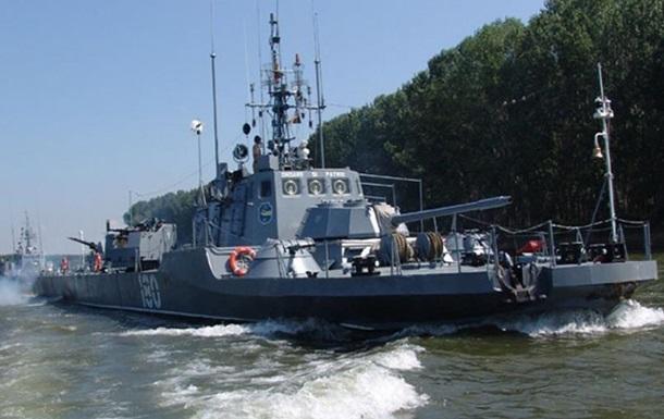 На Дунаї проходять військові навчання України і Румунії