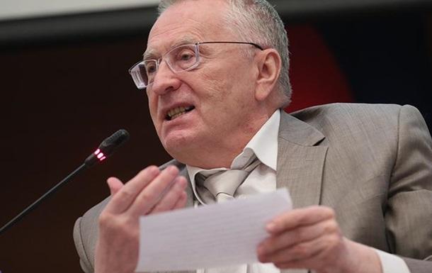 Зеленский получил благодарность от Жириновского за развал Украины