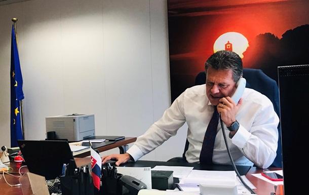 Министр энергетики подискутировал с ЕС по газу